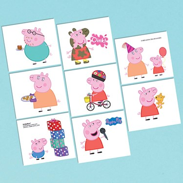 Peppa Pig Tattoos (16)