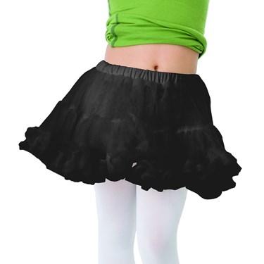 Petticoat (Black) Child