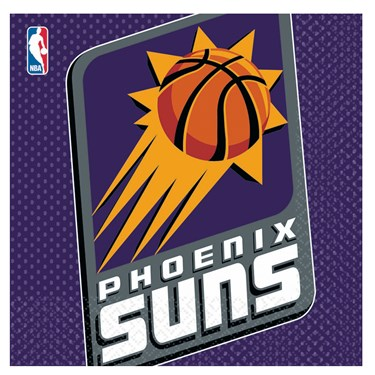 Phoenix Suns Basketball - Lunch Napkins