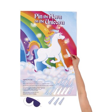 Pin The Horn On The Unicorn(2)