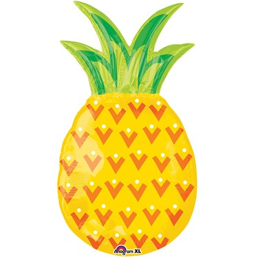 "Pineapple 31"" Balloon"