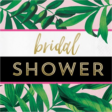 Pineapple Wedding Bridal Shower Lunch Napkin (16)