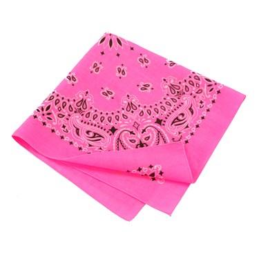 Pink Bandana