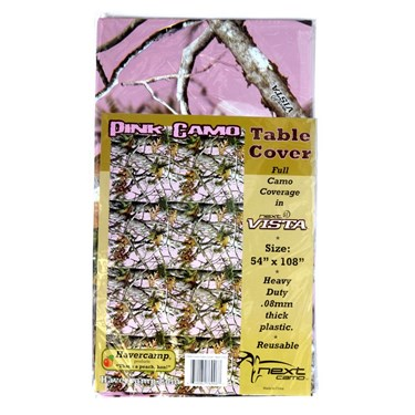 Pink Camo Table Cover (1)