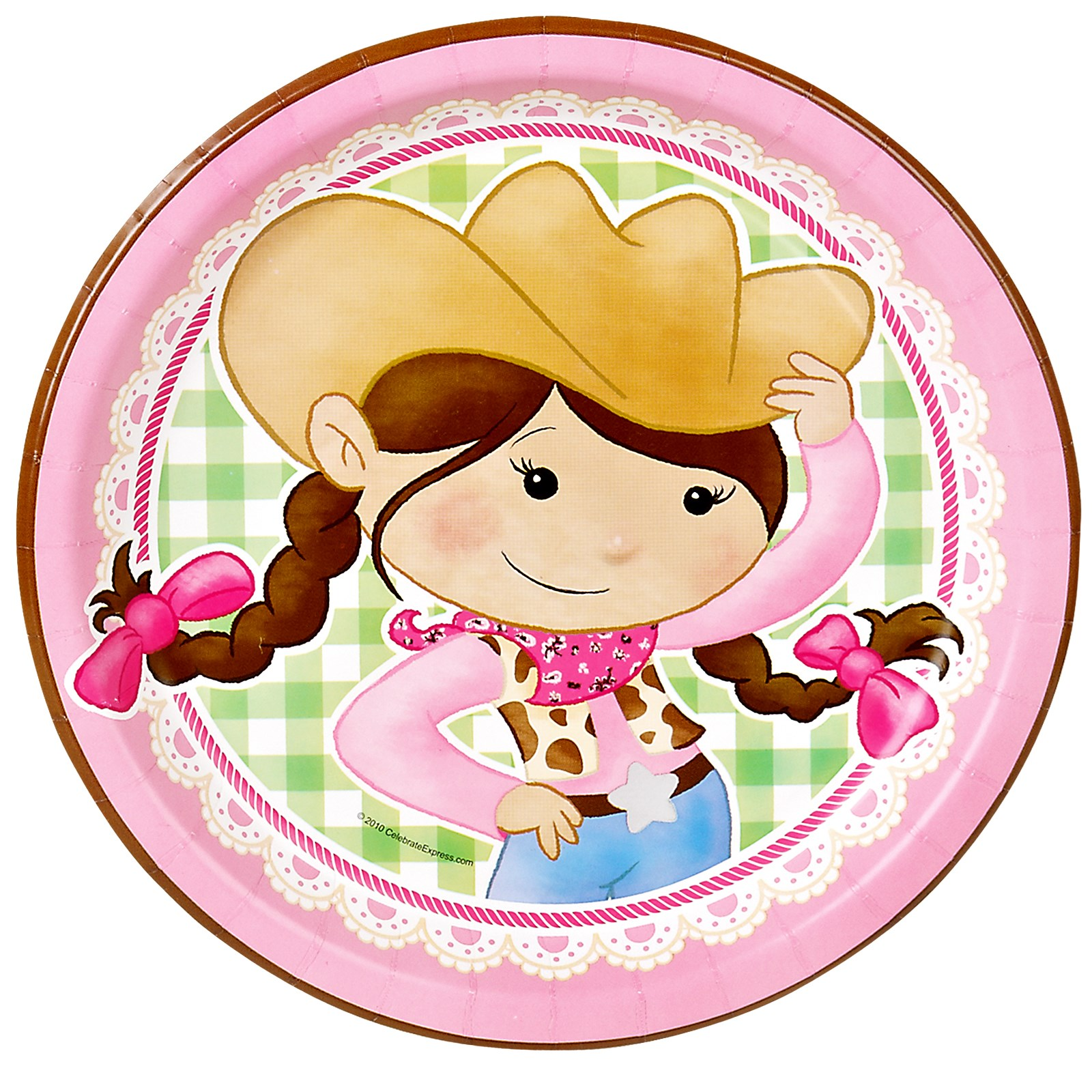 Pink Cowgirl Party Supplies   BirthdayExpress.com