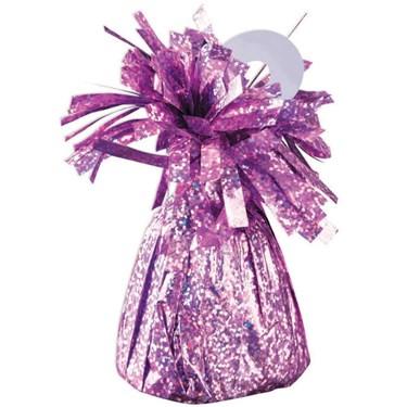 Pink Foil Balloon Weight (1)