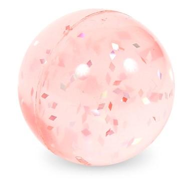 Pink Glitter Bounce Balls