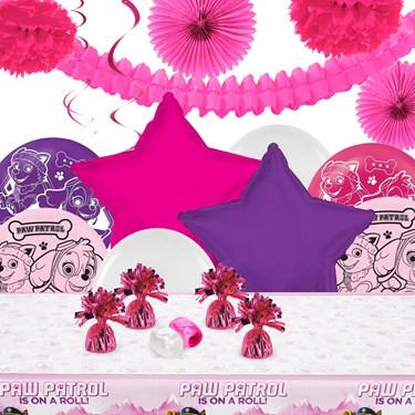 Pink Paw Patrol Deco Kit