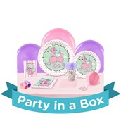 Pink Poodle in Paris Party in a Box For 8