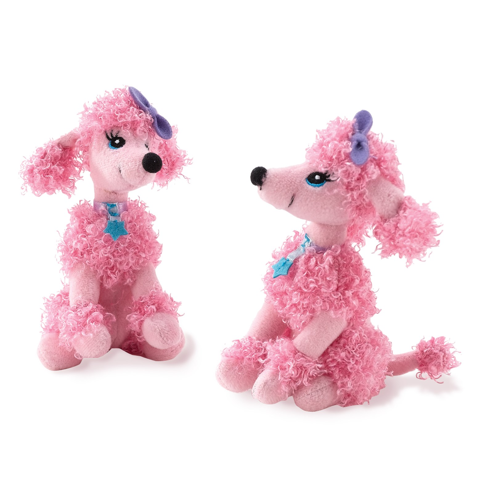 Pink Poodle Mini Plush Birthdayexpress Com