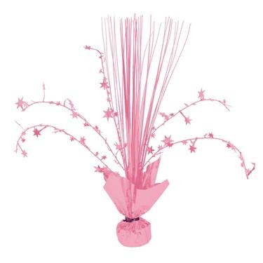 Pink Spray Centerpiece (1)