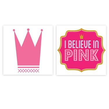 Pink! Tattoos