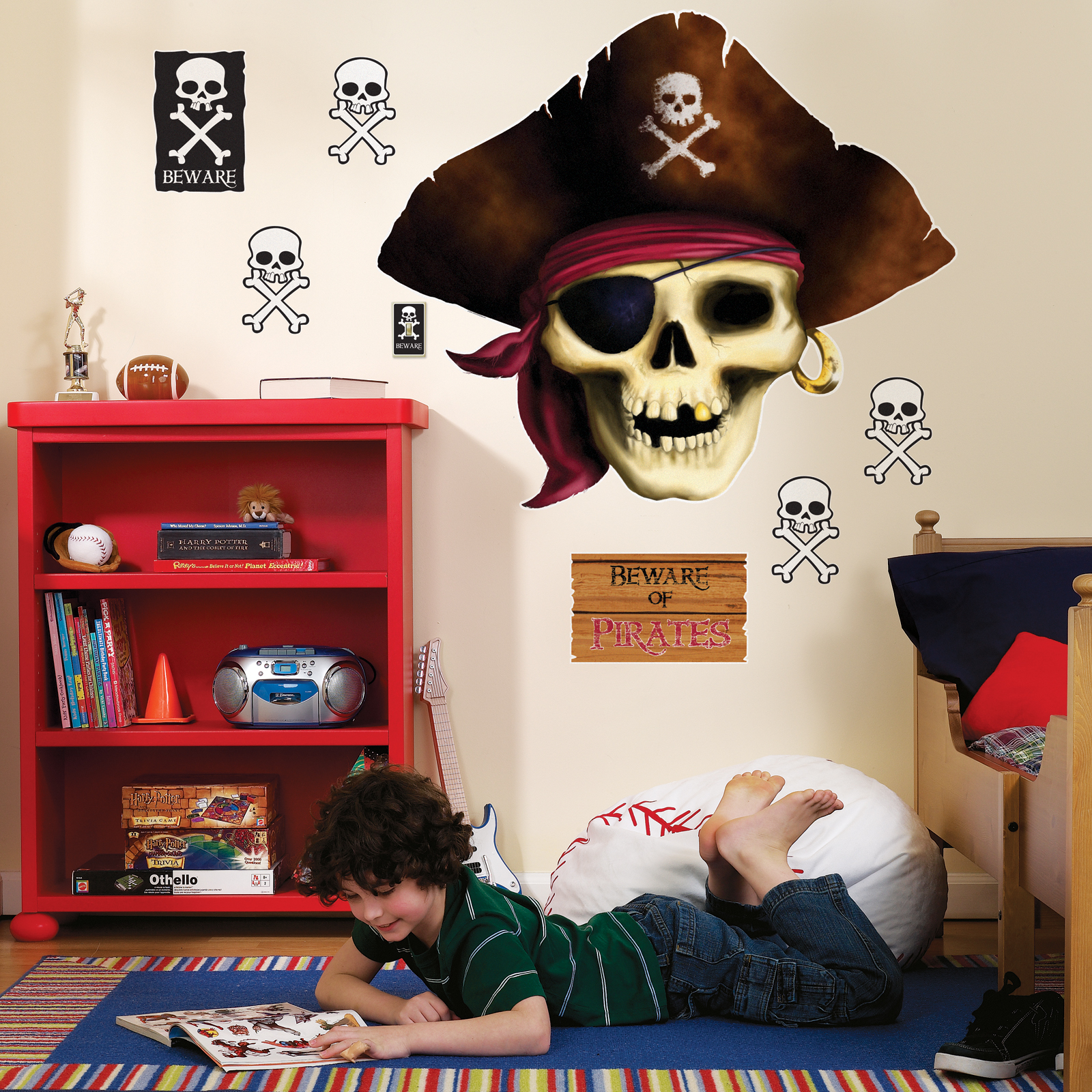 Beautiful Default Image   Pirates Giant Wall Decals ... Part 18