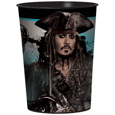 Pirates of the Caribbean 16oz Plastic Cup