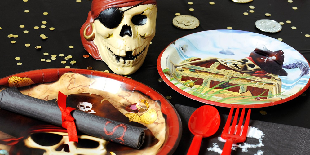 Alt. Image (2) - Pirates Party in a Box