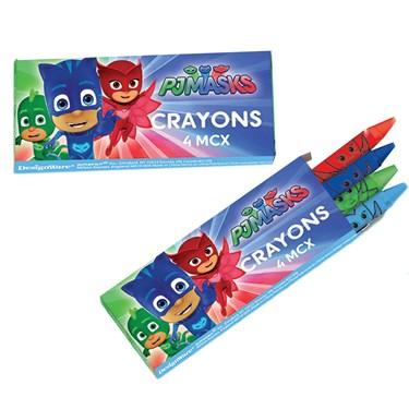 PJ Mask CRAYONS