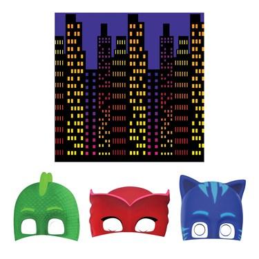 PJ Masks Photo Booth Kit