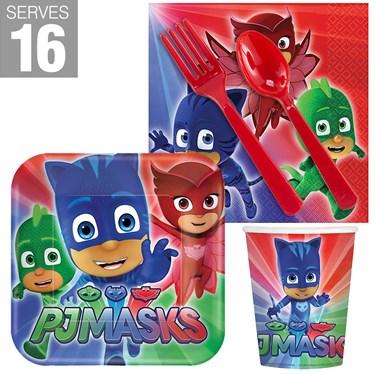 PJ Masks Snack Pack for 16
