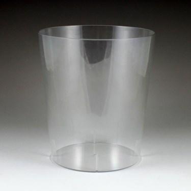 Plastic Candy Cylinder- Medium