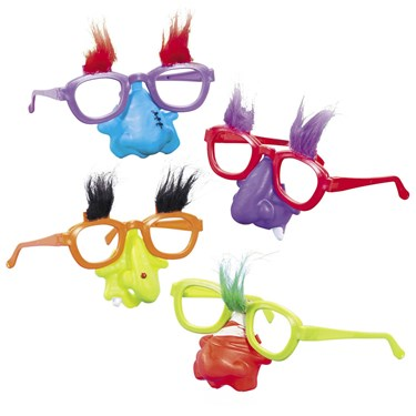 Plastic Monster Eyeglasses(12)