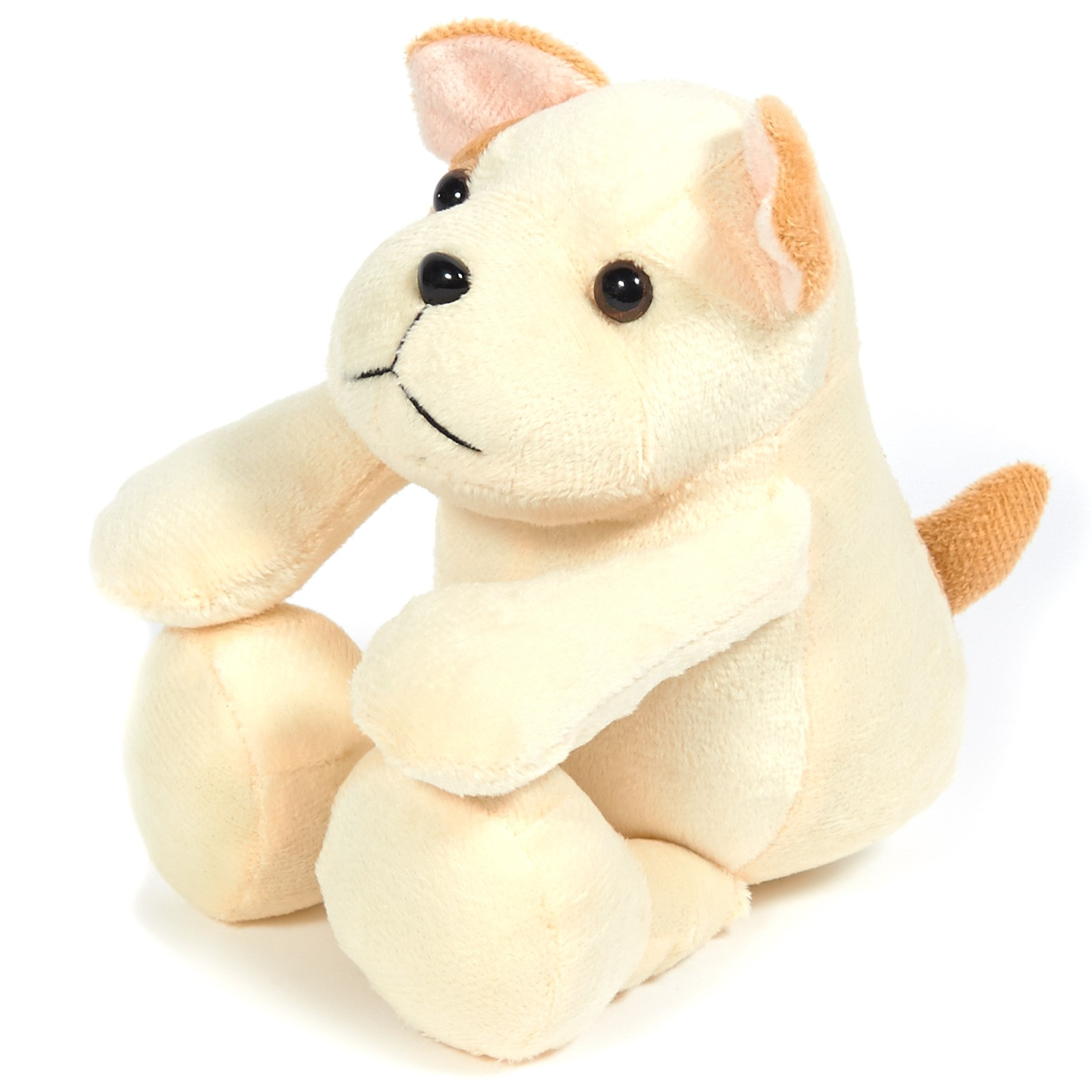 Small Plush Dog Party Favors