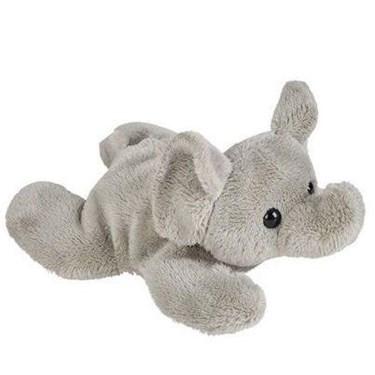 Plush Elephant (1)