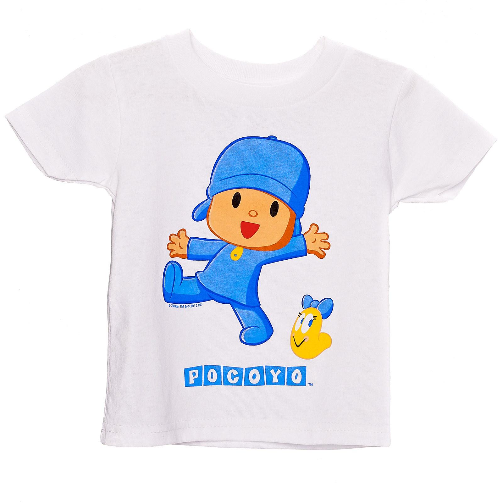 Pocoyo T Shirt BirthdayExpresscom