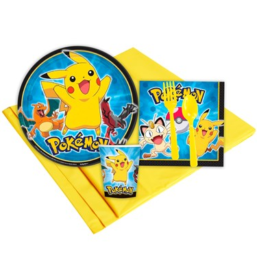 Pokemon 8 Guest Party Pack