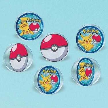 Pokemon Core Bounce Balls (6)