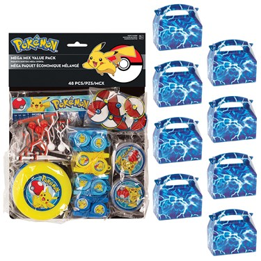 Pokemon Core Favor Box (8)