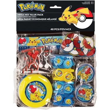 Pokemon Core Favor Pack (48 pieces)