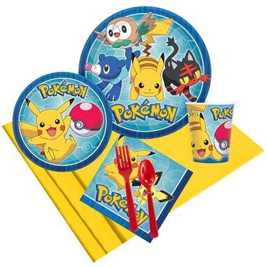 Pokemon Core Party Pack for 8