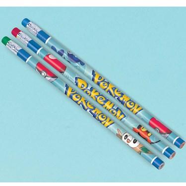 Pokemon Core Pencils (12)