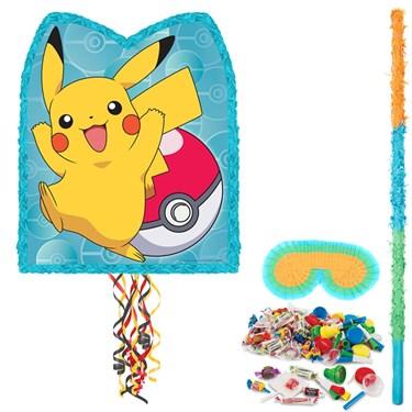 Pokemon Core Pull String Pinata Kit