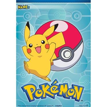 Pokemon Core Treat Bags (8)