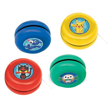 Pokemon Core Yo Yo's (12)
