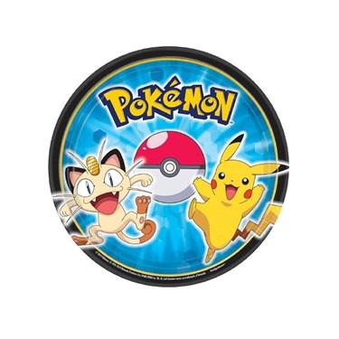 Pokemon Dessert Plates