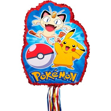 Pokemon Pull Pinata
