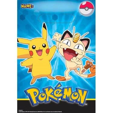Pokemon Treat Bags