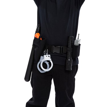 Police Officer Child Accessory Belt