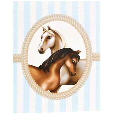 Ponies Invitations (8)