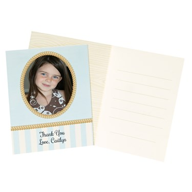 Ponies Personalized Thank-You Notes (8)