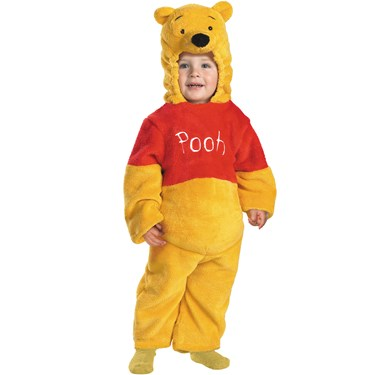 Pooh Bear Infant / Toddler Costume