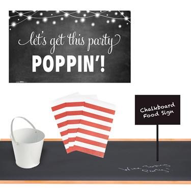 Popcorn Post Kit