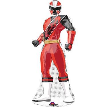 """Power Ranger Ninja Steel 42"""" Shaped Ball"""