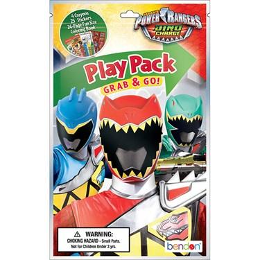 Power Ranger Play Pack (1)