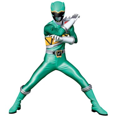 Power Rangers Dino Charge Green Ranger Standup - 5' Tall