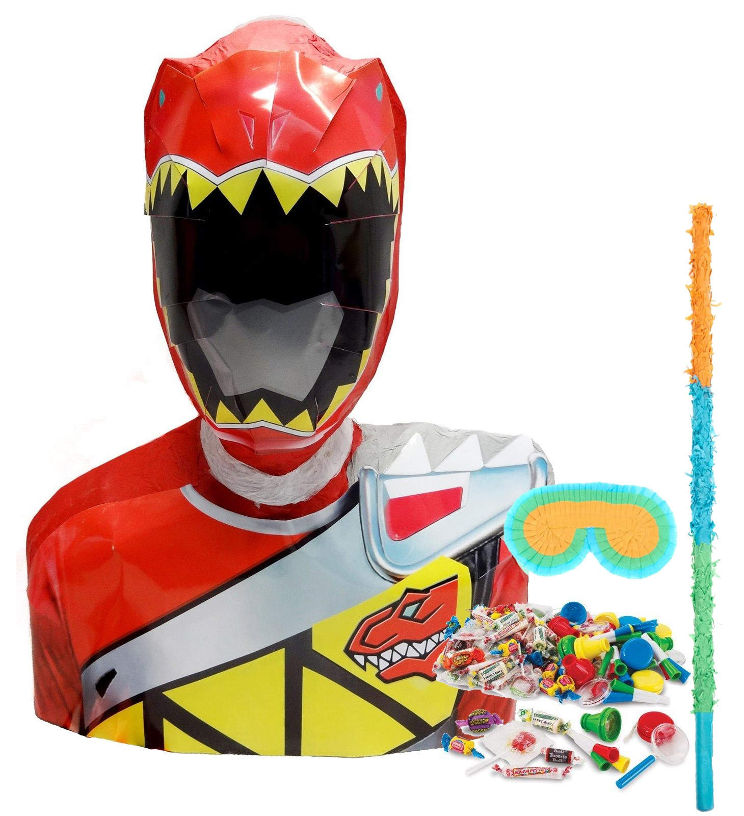 Power Rangers Party Supplies – Power Ranger Party Invitations