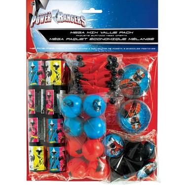 Power Rangers Ninja Steel Mega Favor Mix (48)