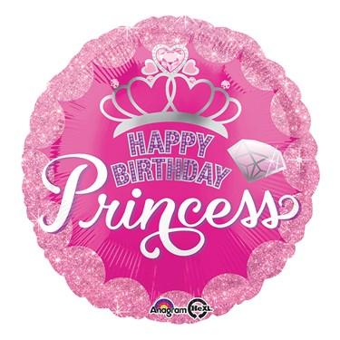 Princess Birthday Balloon